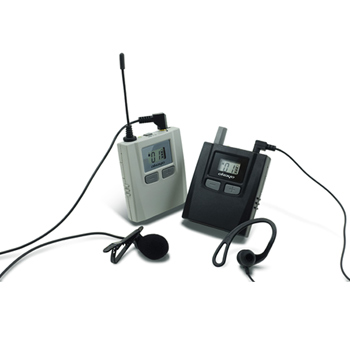WT-350 Pocket-sized Group Tour System
