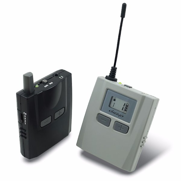 WT-320 Pocket-sized Group Tour System