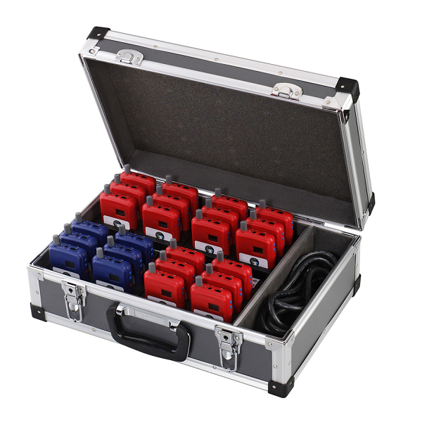 24 units Charger Case