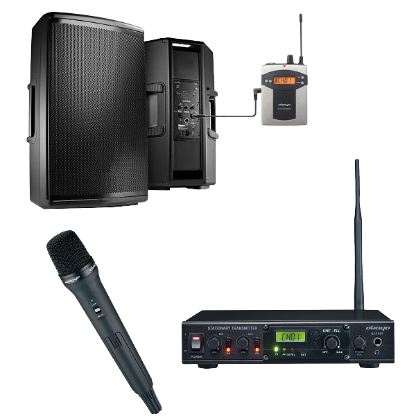 AR PA 7 Wireless Audio Router System